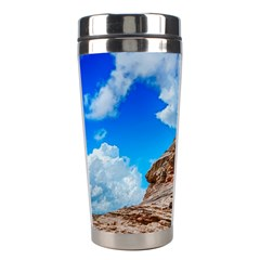 Mountain Canyon Landscape Nature Stainless Steel Travel Tumblers by Celenk