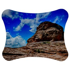 Mountain Canyon Landscape Nature Jigsaw Puzzle Photo Stand (bow) by Celenk