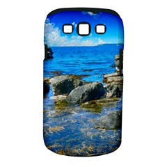 Shoreline Sea Coast Beach Ocean Samsung Galaxy S Iii Classic Hardshell Case (pc+silicone) by Celenk