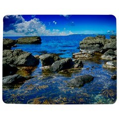 Shoreline Sea Coast Beach Ocean Jigsaw Puzzle Photo Stand (rectangular) by Celenk