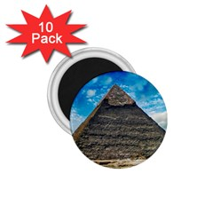 Pyramid Egypt Ancient Giza 1 75  Magnets (10 Pack)  by Celenk