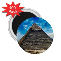 Pyramid Egypt Ancient Giza 2 25  Magnets (100 Pack)
