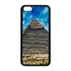 Pyramid Egypt Ancient Giza Apple Iphone 5c Seamless Case (black) by Celenk