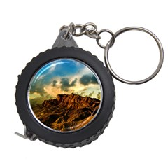 Mountain Sky Landscape Nature Measuring Tape by Celenk