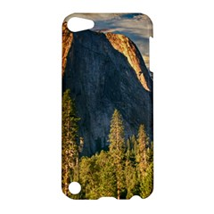 Mountains Landscape Rock Forest Apple Ipod Touch 5 Hardshell Case by Celenk
