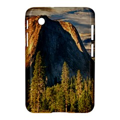 Mountains Landscape Rock Forest Samsung Galaxy Tab 2 (7 ) P3100 Hardshell Case  by Celenk