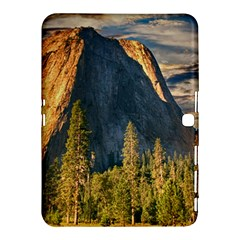 Mountains Landscape Rock Forest Samsung Galaxy Tab 4 (10 1 ) Hardshell Case  by Celenk