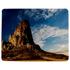 Mountain Desert Landscape Nature Jigsaw Puzzle Photo Stand (rectangular) by Celenk