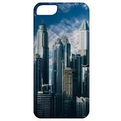 Skyscraper Cityline Urban Skyline Apple Iphone 5 Classic Hardshell Case