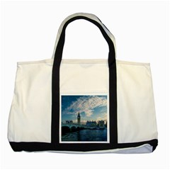 London Westminster Landmark England Two Tone Tote Bag by Celenk