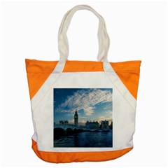 London Westminster Landmark England Accent Tote Bag by Celenk