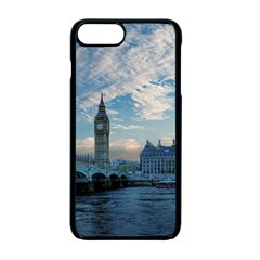 London Westminster Landmark England Apple Iphone 7 Plus Seamless Case (black)
