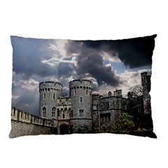 Castle Building Architecture Pillow Case (two Sides)