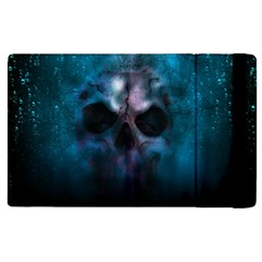 Skull Horror Halloween Death Dead Apple Ipad 2 Flip Case