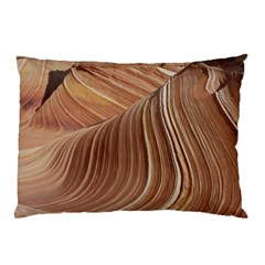 Swirling Patterns Of The Wave Pillow Case (two Sides)