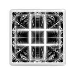 Geometry Pattern Backdrop Design Memory Card Reader (square)