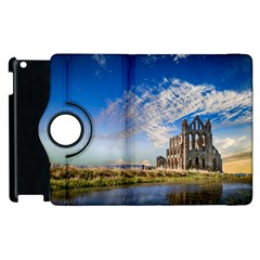 Ruin Church Ancient Architecture Apple Ipad 3/4 Flip 360 Case by Celenk