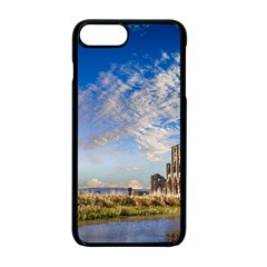 Ruin Church Ancient Architecture Apple Iphone 7 Plus Seamless Case (black)