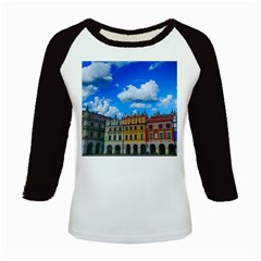 Buildings Architecture Architectural Kids Baseball Jerseys