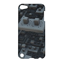 Backdrop Construction Pattern Apple Ipod Touch 5 Hardshell Case by Celenk