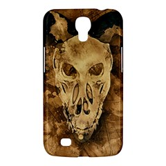 Skull Demon Scary Halloween Horror Samsung Galaxy Mega 6 3  I9200 Hardshell Case by Celenk