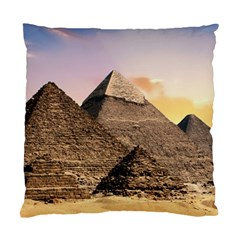 Pyramids Egypt Standard Cushion Case (two Sides)