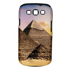 Pyramids Egypt Samsung Galaxy S Iii Classic Hardshell Case (pc+silicone) by Celenk