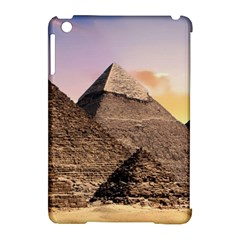 Pyramids Egypt Apple Ipad Mini Hardshell Case (compatible With Smart Cover) by Celenk