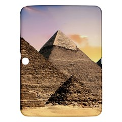 Pyramids Egypt Samsung Galaxy Tab 3 (10 1 ) P5200 Hardshell Case  by Celenk