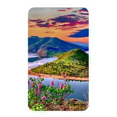 Landscape River Nature Water Sky Memory Card Reader