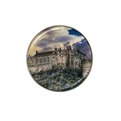 Castle Monument Landmark Hat Clip Ball Marker