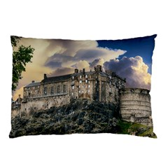 Castle Monument Landmark Pillow Case (two Sides)