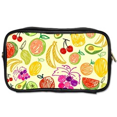 Cute Fruits Pattern Toiletries Bags