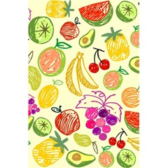 Cute Fruits Pattern 5 5  X 8 5  Notebooks by paulaoliveiradesign