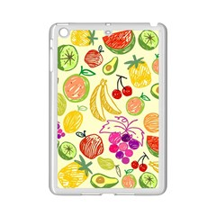 Cute Fruits Pattern Ipad Mini 2 Enamel Coated Cases by paulaoliveiradesign
