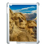 Monument President Landmark Apple iPad 3/4 Case (White) Front