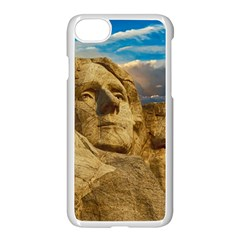 Monument President Landmark Apple Iphone 7 Seamless Case (white)