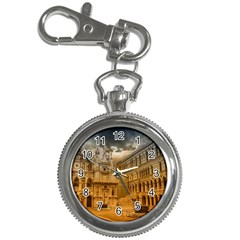 Palace Monument Architecture Key Chain Watches by Celenk