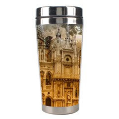 Palace Monument Architecture Stainless Steel Travel Tumblers