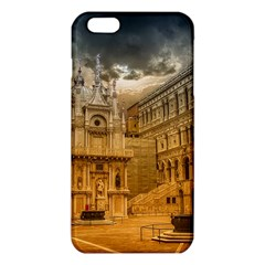 Palace Monument Architecture Iphone 6 Plus/6s Plus Tpu Case by Celenk