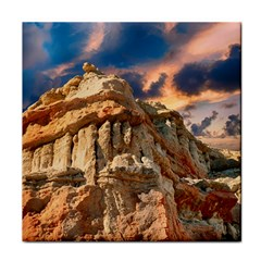 Canyon Dramatic Landscape Sky Tile Coasters by Celenk