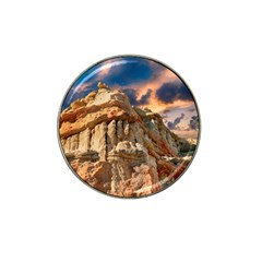 Canyon Dramatic Landscape Sky Hat Clip Ball Marker (4 Pack) by Celenk