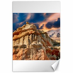 Canyon Dramatic Landscape Sky Canvas 20  X 30   by Celenk