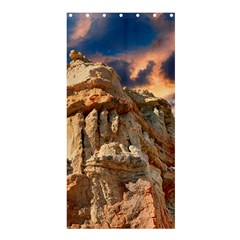 Canyon Dramatic Landscape Sky Shower Curtain 36  X 72  (stall)  by Celenk