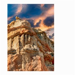 Canyon Dramatic Landscape Sky Small Garden Flag (two Sides) by Celenk