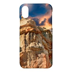 Canyon Dramatic Landscape Sky Apple Iphone X Hardshell Case