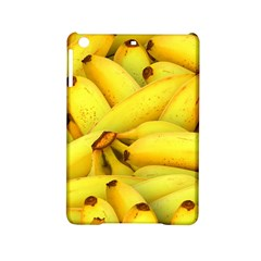 Yellow Banana Fruit Vegetarian Natural Ipad Mini 2 Hardshell Cases by Celenk