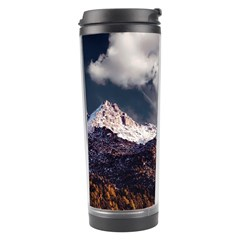 Mountain Sky Landscape Hill Rock Travel Tumbler by Celenk