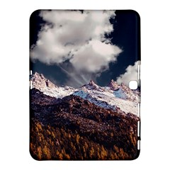 Mountain Sky Landscape Hill Rock Samsung Galaxy Tab 4 (10 1 ) Hardshell Case  by Celenk