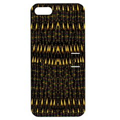 Hot As Candles And Fireworks In The Night Sky Apple Iphone 5 Hardshell Case With Stand by pepitasart